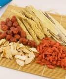 5 nguy cơ khi dùng Đông dược