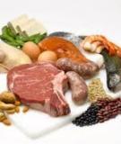 Nhiễm khuẩn, nhiễm độc do ăn uống