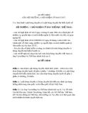 Ban hành Luật bóng chuyền và Luật bóng chuyền bãi biển Quốc tế