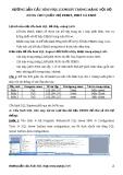 HƯỚNG DẪN CẤU HÌNH SQL EXPRESS TRONG MẠNG  NỘI BỘ DÙNG CHO QUẢN TRỊ PEMIS, PMIS VÀ EMIS