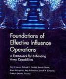 Foundations of Effective Influence Operations - A Framework for Enhancing Army Capabilities