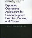 Combat Support Execution Planning and Control - An Assessment of Initial Implementations in Air Force Exercises