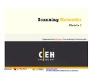 Scanning Networks