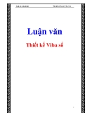 Luận văn: Thiết kế Viba số