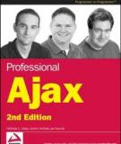 Professional Ajax 2nd Edition