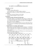 Sửa chữa và vận hành động cơ quạt trần