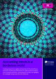 Accounting trends in a  borderless world