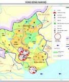 Hướng dẫn trả lời một số câu hỏi về 7 vùng kinh tế ở nước - Đông Nam Bộ