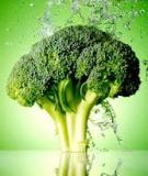 Lợi ích sức khỏe không ngờ của bông cải xanh