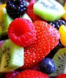 13 loại trái cây dành cho bệnh nhân tiểu đường