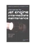 Supporting Expeditionary Aerospace Forces - Alternatives for Jet Engine Intermediate Maintenance