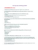 Đề thi giao dịch viên MB ngày 7/9/2010