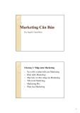 Thuật ngữ Marketing Căn Bản - Philip Kortler