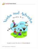 Verbs and adverbs Grades  K -4