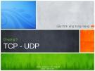 TCP - UDP
