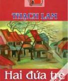 """Phân tích chất lãng mạn trong tác phẩm """"Hai đứa trẻ"""" của Thạch Lam"""