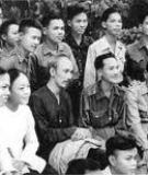 Tính dân tộc trong bài thơ Việt Bắc được biểu hiện cụ thể ở những phương diện nào? Trình bày vắn tắt và nêu dẫn chứng minh họa.