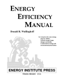 ENERGY EFFICIENCY MANUAL