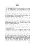 """Đề tài """"Thực trạng và các giải pháp phát triển thị trường bất động sản tại quận Hải Châu, thành phố Đà Nẵng"""""""