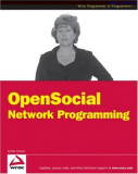OpenSocial Network Programming