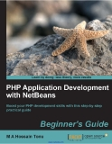 PHP Application Development with NetBeans Beginner's Guide