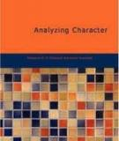 Analyzing Character