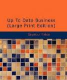 Up To Date Business Home Study Circle Library Series (Volume II.)