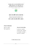 BÁO CÁO ĐỀ TÀI ISA SERVER (Internet Security and Acceleration Server) MÔN: QUẢN TRỊ HỆ THỐNG MẠNG