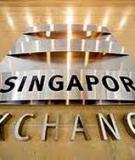 Sở giao dịch chứng khoán Singgapo