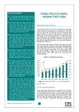Phân tích cổ phiếu ngành thủy sản