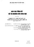 ĐỀ TÀI NGHIÊN CỨU, THIẾT KẾ CHẾ TẠO THIẾT BỊ SẢN XUẤT SỮA CHUA 6000 L/H
