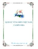 LỊCH SỬ VÙNG BIỂN VIỆT NAM - CAMPUCHIA