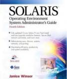 Solaris™8 Operating Environment System Administration I