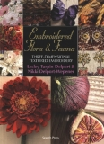 Ebook Embroidered Flora & Fauna: Three-Dimensional Textured Embroidery