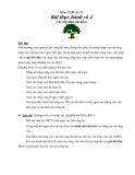 cơ sở dữ liệu và giải thuật Bài thực hành số 4