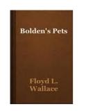 Bolden's Pets