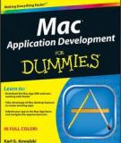 Mac Application Development For Dummies