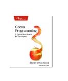 Cocoa Programming