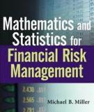 Mathematics in Financial Risk Management