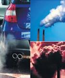 EXPOSURE TO AIR POLLUTION:  A MAJOR PUBLIC HEALTH CONCERN