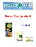 Home Energy Audit for Kids!