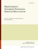 Behaviorally  Informed Financial  Services Regulation