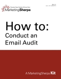 HOW TO: CONDUCT AN EMAIL AUDIT