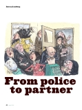 Internal auditing: From police to partner
