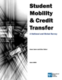 Student  Mobility  & Credit  Transfer: A National and Global Survey