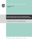 Unconventional Choices for Unconventional Times:  Credit and Quantitative Easing in Advanced Economies