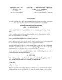 Nghị quyết số 31/2012/NQ-HĐND