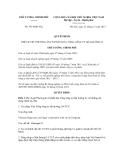Quyết định số 1914/QĐ-TTg