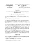 Nghị quyết số 11/NQ-HĐND