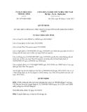 Quyết định số 3678/QĐ-UBND